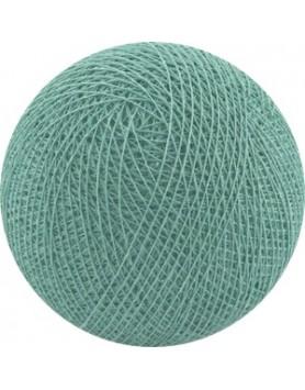Cotton Ball Lights bol los - sea green / zeegroen