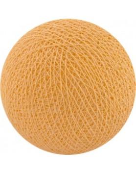 Cotton Ball Lights bol los - soft orange / oranje