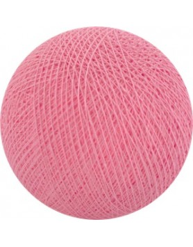 Cotton Ball Lights bol los - soft pink / roze