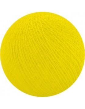 Cotton Ball Lights bol los - geel
