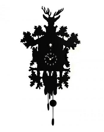 Diamantini & Domeniconi koekoeksklok CuCu zwart
