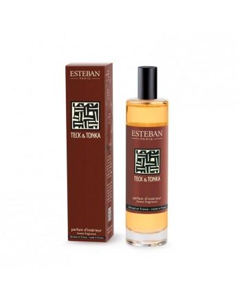 Esteban Roomspray Classic Teck en Tonka 75 ml