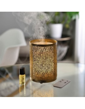 Esteban Perfume Mist Diffuser Light & Gold