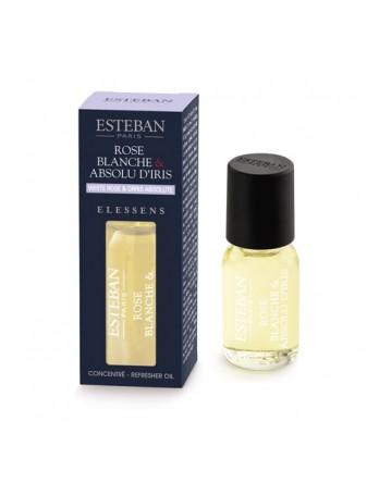 Esteban Elessens hydro olie Rose Blanche & Iris 15ML