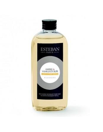 Esteban Elessens navulling geurstokjes Amber & Vanilla