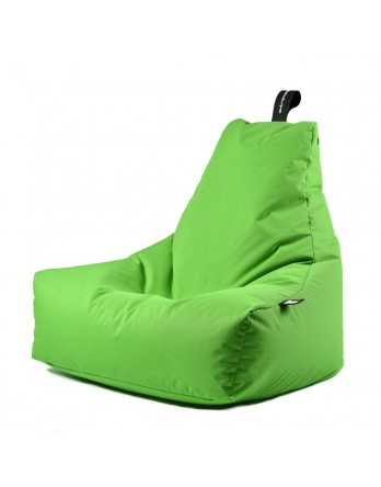Extreme Lounging Mighty-B zitzak outdoor lime groen