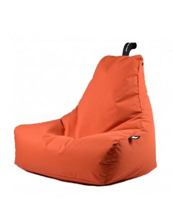 Extreme Lounging Mighty-B zitzak outdoor oranje