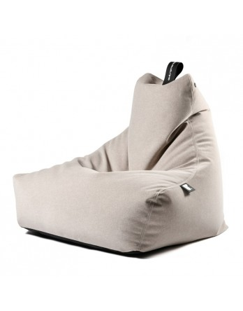Extreme Lounging Mighty-B zitzak indoor Suede Stone