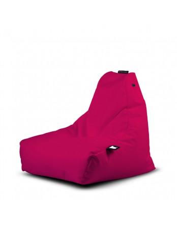 Extreme Lounging Mini-B zitzak outdoor roze