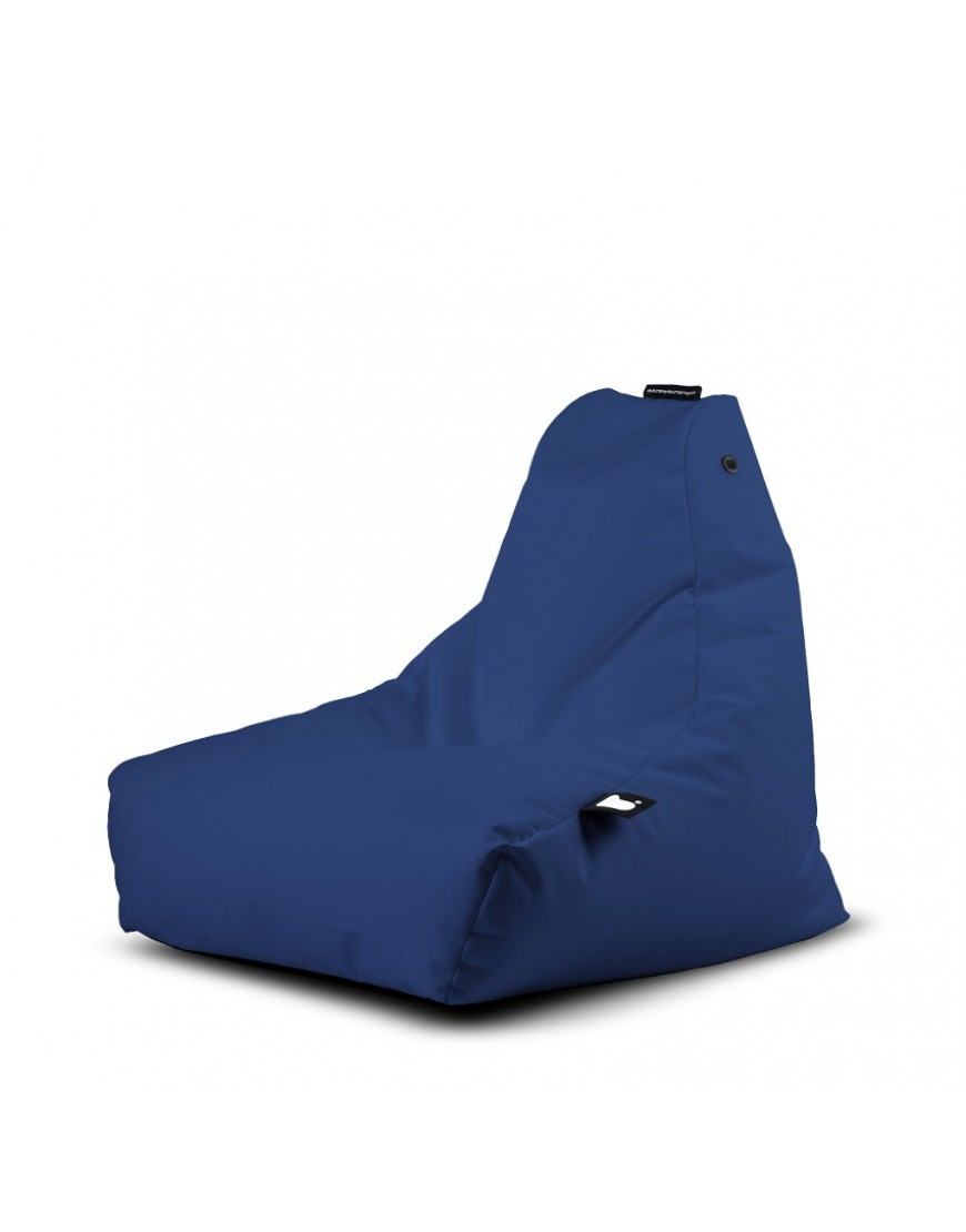 Zitzak Delfts Blauw.Extreme Lounging Mighty B Zitzak Outdoor Royal Blauw
