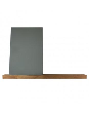 FIGR1 Reflector spiegel grijs rechthoek