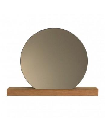 FIGR1 Reflector spiegel koper rond 22.8 cm