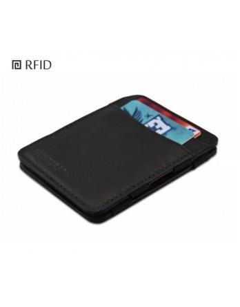 Hunterson Wallet classic zwart RFID Portemonnee