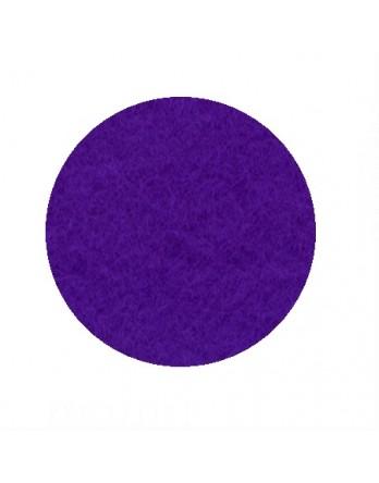 HEY-SIGN onderzetter vilt rond - 10cm 5mm - 13 violet