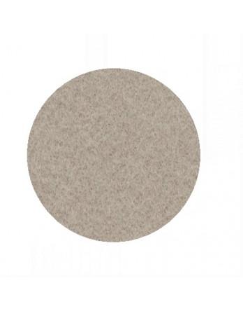 HEY-SIGN onderzetter vilt rond - 10cm 5mm - 36 stone