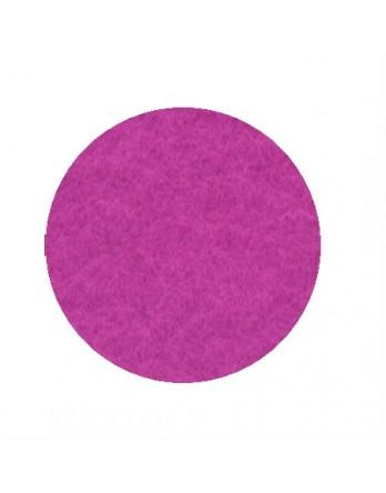 HEY-SIGN onderzetter vilt rond - 10cm 5mm - roze