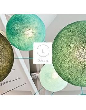 Happy Lights - Grote Lamp - Large 35cm kies uw kleur