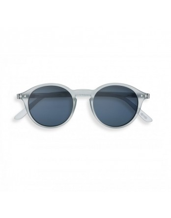 IZIPIZI #D SUN zonnebril glaced ice - frosted blue