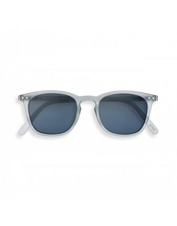IZIPIZI #E SUN zonnebril glaced ice - frosted blue