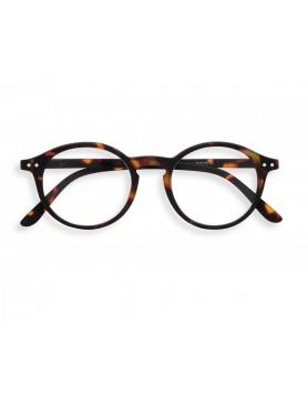 IZIPIZI model D - leesbril schilpad - kies uw sterkte