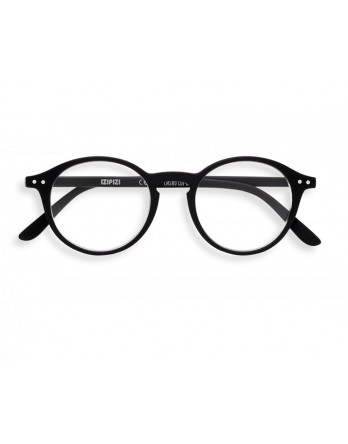 IZIPIZI model D - leesbril zwart - kies uw sterkte