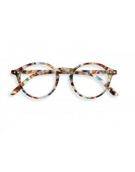 IZIPIZI model D - leesbril blauwe schildpad div sterkte