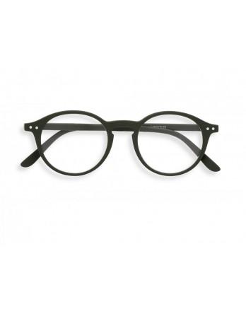 IZIPIZI model D - leesbril kaki groen - kies sterkte