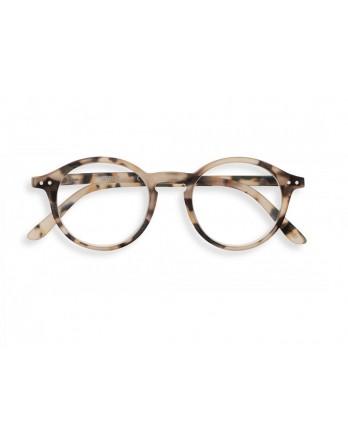 IZIPIZI #D leesbril lichte schildpad - div sterkte