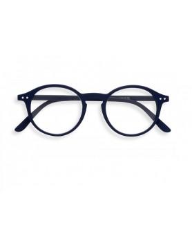IZIPIZI model D - leesbril marineblauw - kies sterkte