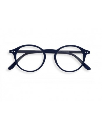 IZIPIZI #D leesbril marineblauw - kies sterkte