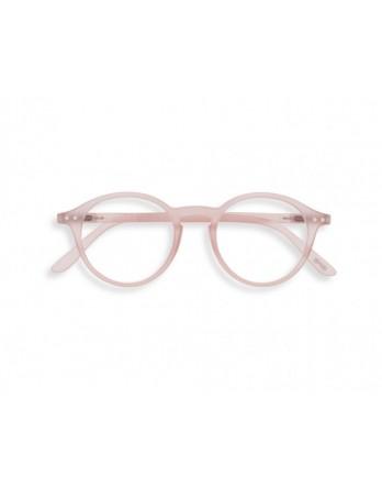 IZIPIZI model D - leesbril roze - kies uw sterkte