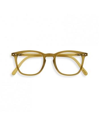 IZIPIZI #E leesbril flessengroen - kies sterkte