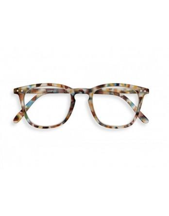 IZIPIZI model E - leesbril blauwe schildpad div sterkte