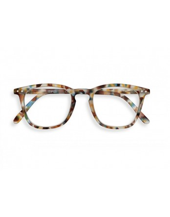 IZIPIZI #E leesbril blauwe schildpad div sterkte