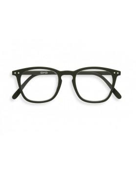 IZIPIZI model E - leesbril kaki groen- kies uw sterkte