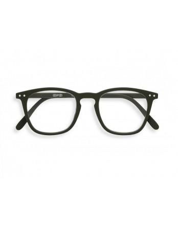 IZIPIZI #E leesbril kaki groen- kies uw sterkte