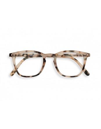 IZIPIZI model E - leesbril lichte schildpad div sterkte