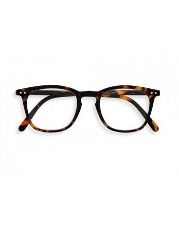 IZIPIZI #E leesbril schildpad - kies sterkte