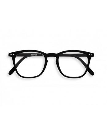 IZIPIZI model E - leesbril zwart - kies uw sterkte