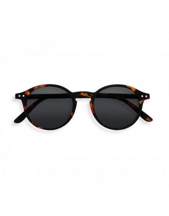 Izipizi #D SUN zonnebril op sterkte / leesbril schildpad