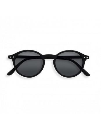Izipizi #D SUN zonnebril op sterkte / leesbril zwart
