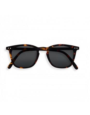 Izipizi #E SUN zonnebril op sterkte / leesbril schildpad