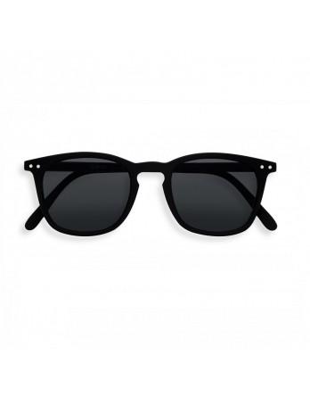 Izipizi #E SUN zonnebril op sterkte / leesbril zwart