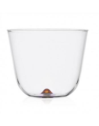 Ichendorf Bambus Party softdrink / waterglas amber