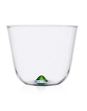 Ichendorf Bambus Party softdrink / waterglas groen