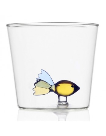 Ichendorf Animal Farm tumbler / glas vis