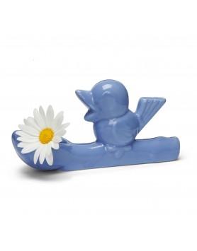 Jasmin Djerzic Flower Thief vaas blauw