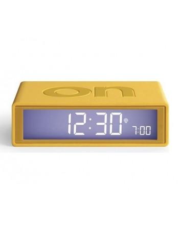 LEXON Flip + digitale wekker on / off - geel
