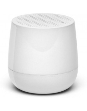 LEXON Mino Mini Bluetooth speaker glossy wit
