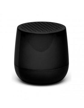LEXON Mino Mini Bluetooth speaker glossy zwart